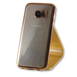 Mobile Phone Case - Samsung Galaxy S7 Clear Silicone Case