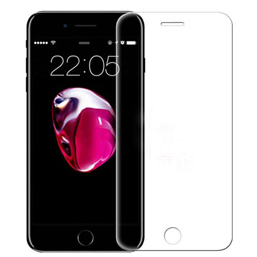 Screen Protector - IPhone 8 Plus Full Coverage Clear Tempered Glass Screen Protector
