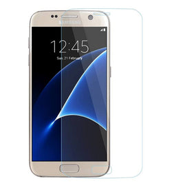 Screen Protector - Samsung Galaxy S7 Full Coverage Clear Tempered Glass Screen Protector