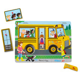 Sing-Along The Wheels On The Bus Sound Puzzle
