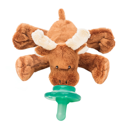 Marley Moose Paci-Plushies Buddies