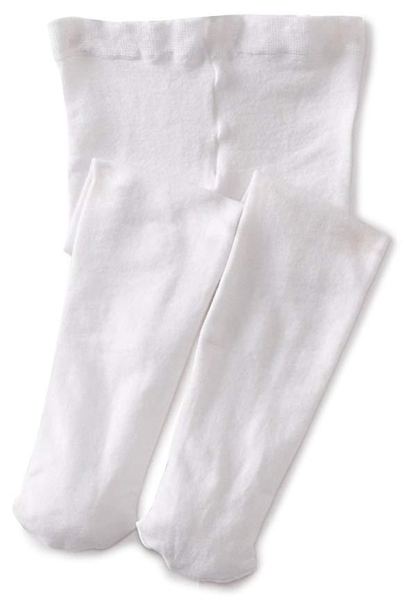 White Pima Tights