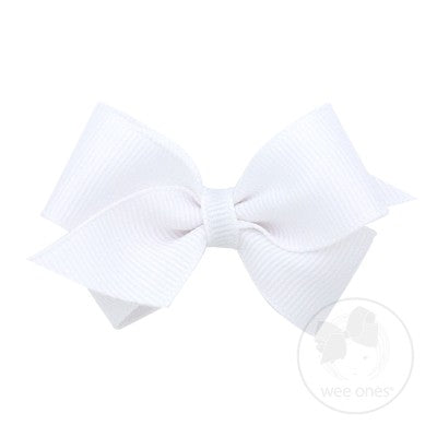 Bow - Wee White