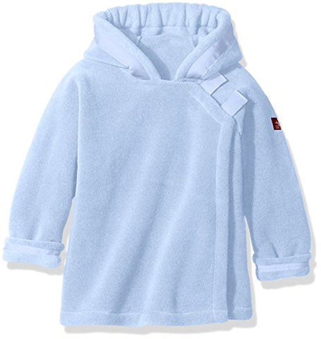 Blue Fleece Coat (9m-24m,3,4,6)