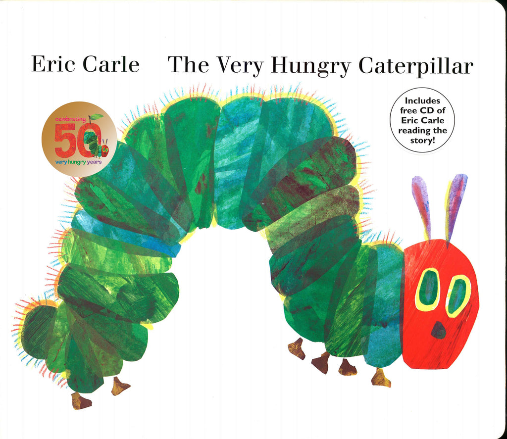 The Very Hungry Caterpillar : Lap-Size Board Book