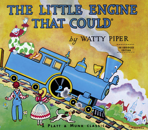 The Little Engine That Could : Lap-Size Board Book