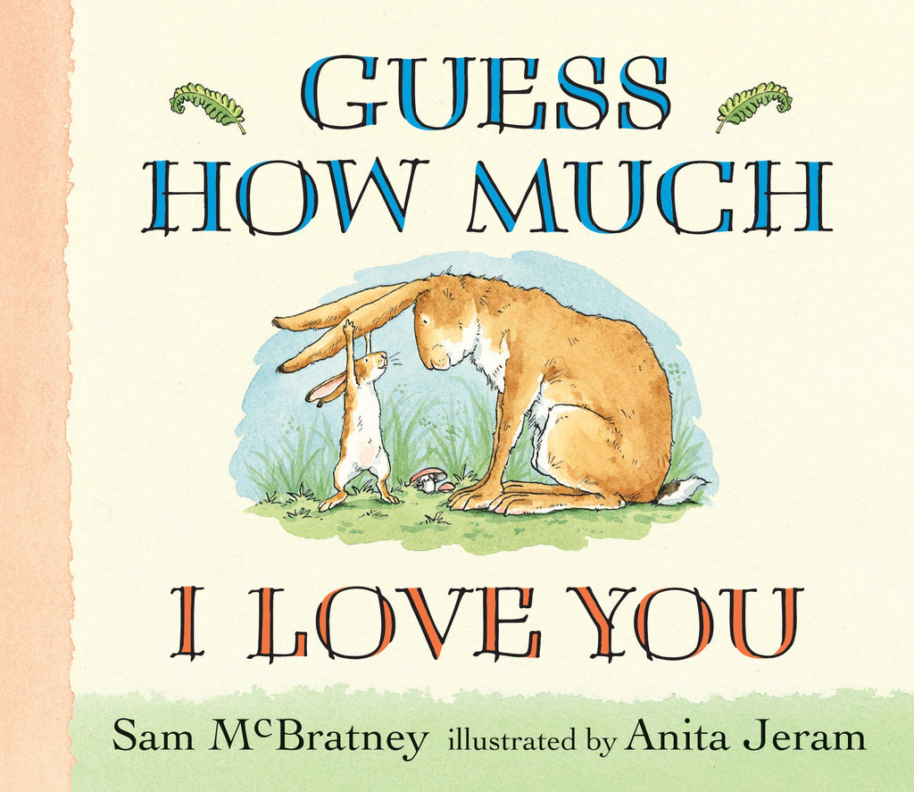 Guess How Much I Love You : Lap-Size Board Book