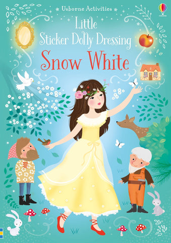 Little Sticker Dolly Dressing Snow White