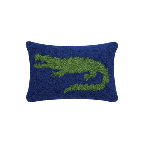 Alligator Hook Pillow