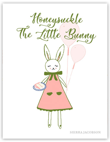 Honeysuckle The Little Bunny
