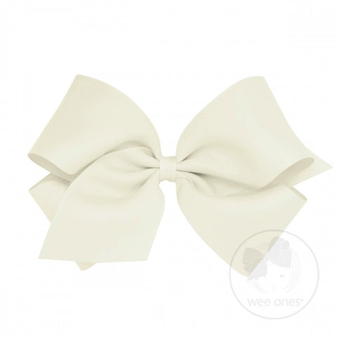 Bow - Antique White