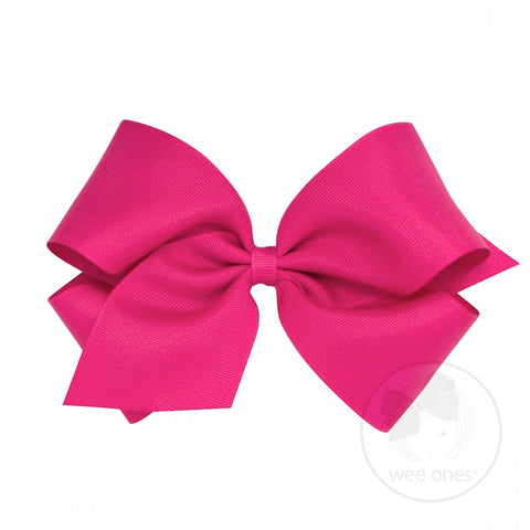 Bow - Shocking Pink