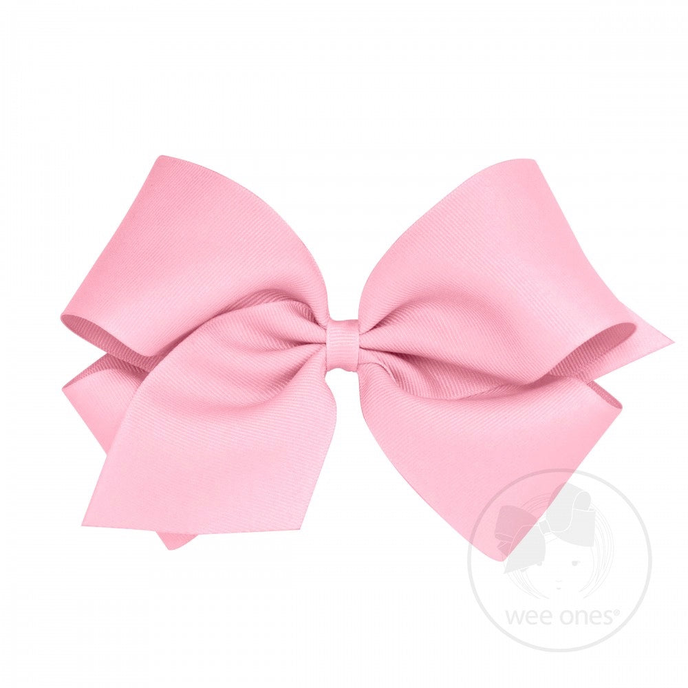 Bow - Pearl Pink
