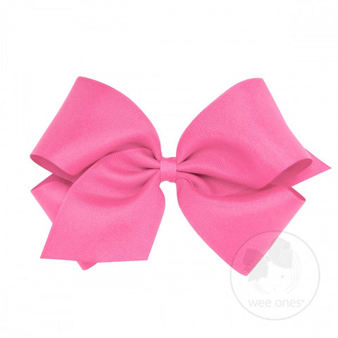 Bow - Hot Pink