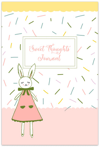Sweet Thoughts Journal: A Children's Gratitude Journal