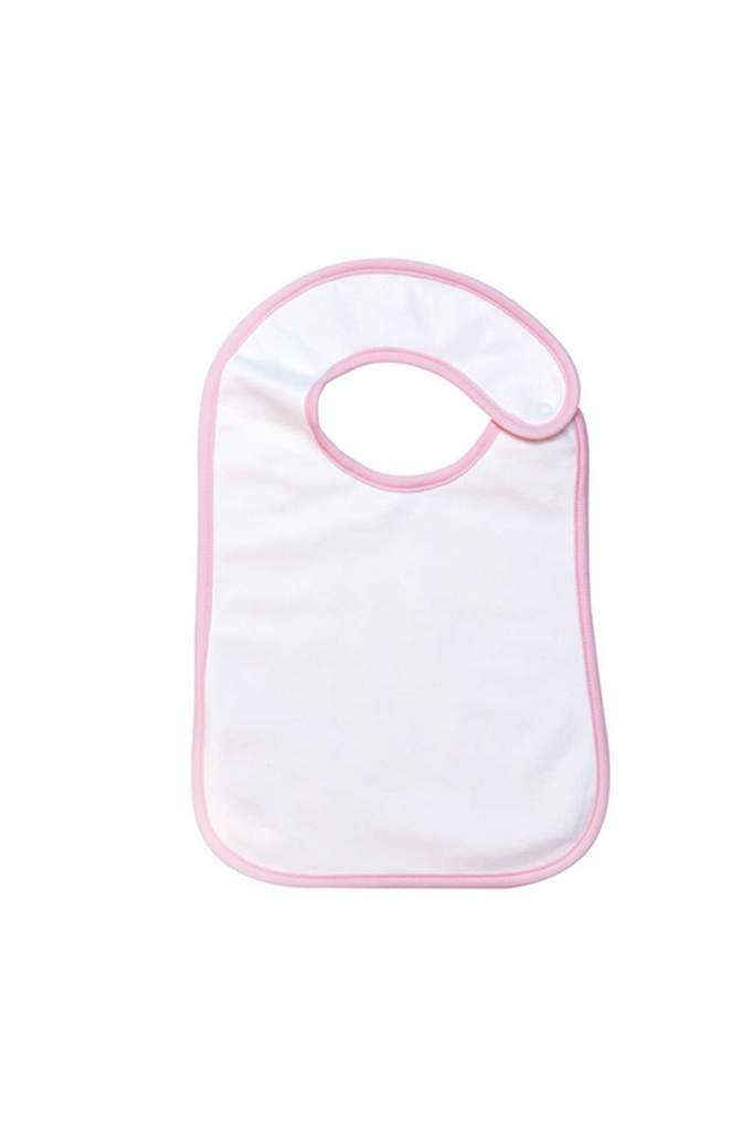 Feeding Bib in Pink