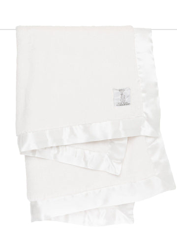 Luxe Baby Blanket: Cream