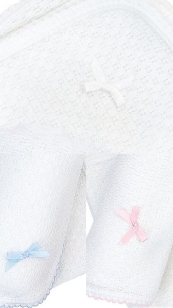 Swaddle with Bow