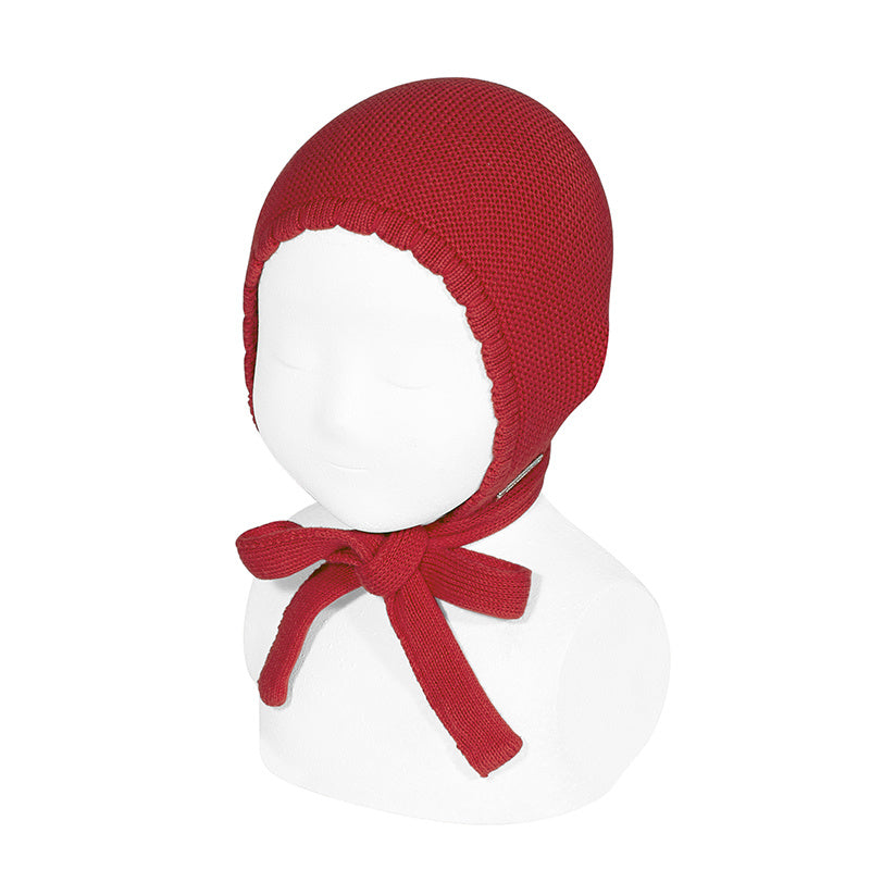 Bonnet - Cherry Red