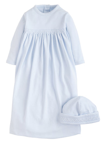 Welcome Home Layette Set: Blue