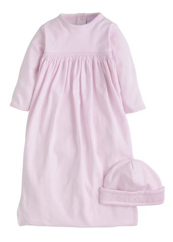 Welcome Home Layette Set: Pink