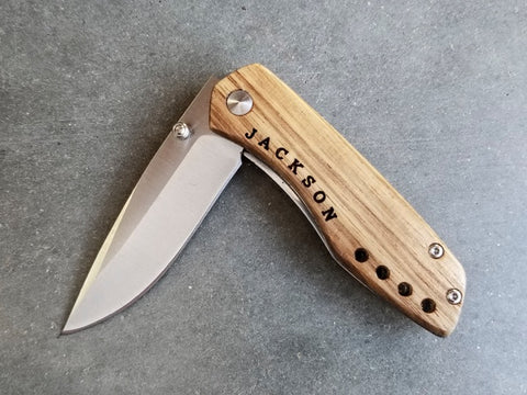 pocket knife | Personalized Pocket Knife