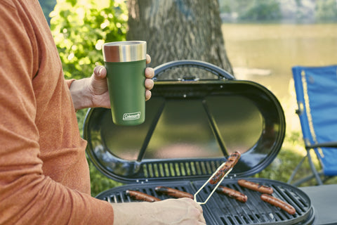Insulated Tumbler | Outdoor grill