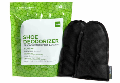 Shoe Deodorizing Bags