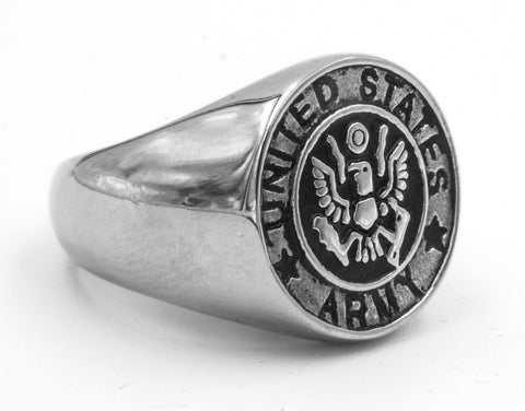 army ring | designer army ring