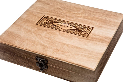 cigar box | Personalized cigar box