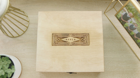 custom cigar box | wooden cigar box