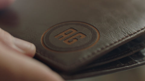 custom wallet | leather wallet