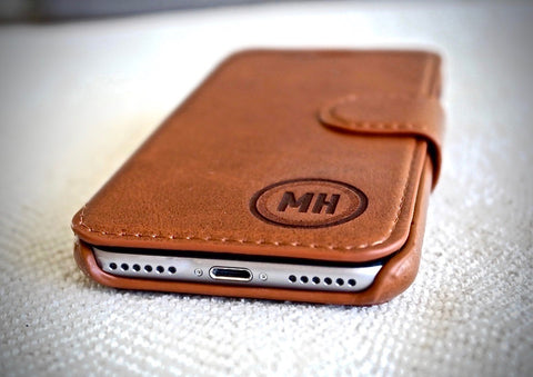 leather phone case | I phone case