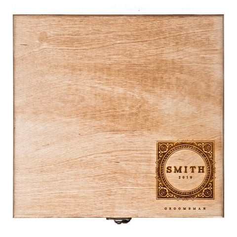 Cigar Box: Heirloom