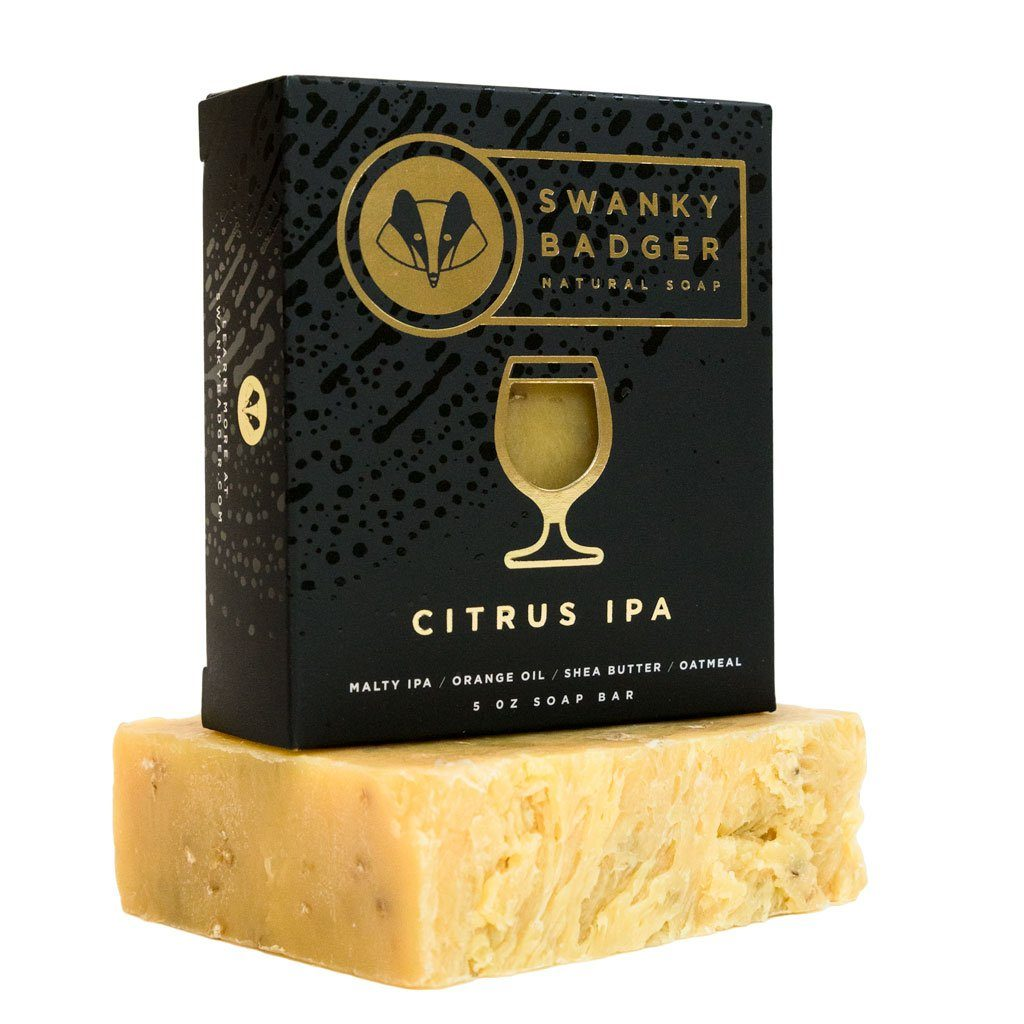 Citrus IPA : Natural Soap
