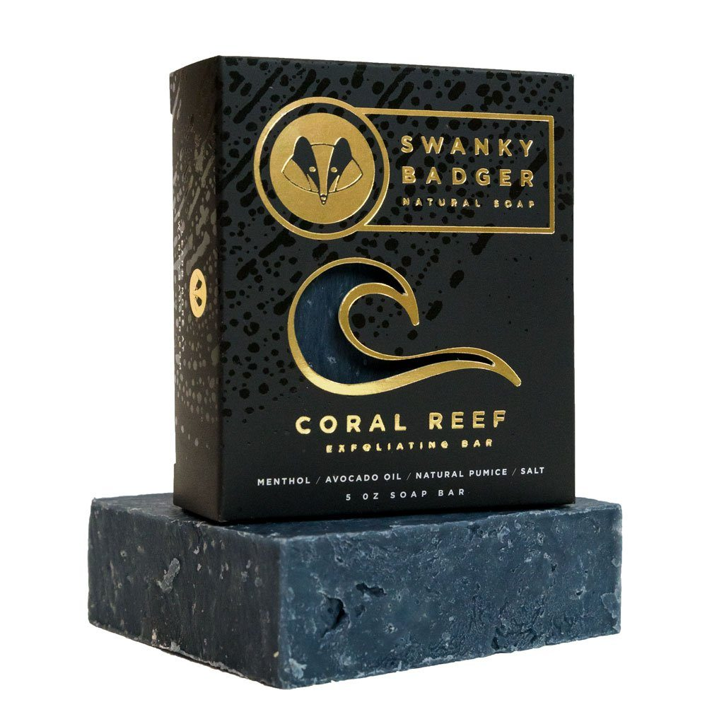 Coral Reef : Natural Soap