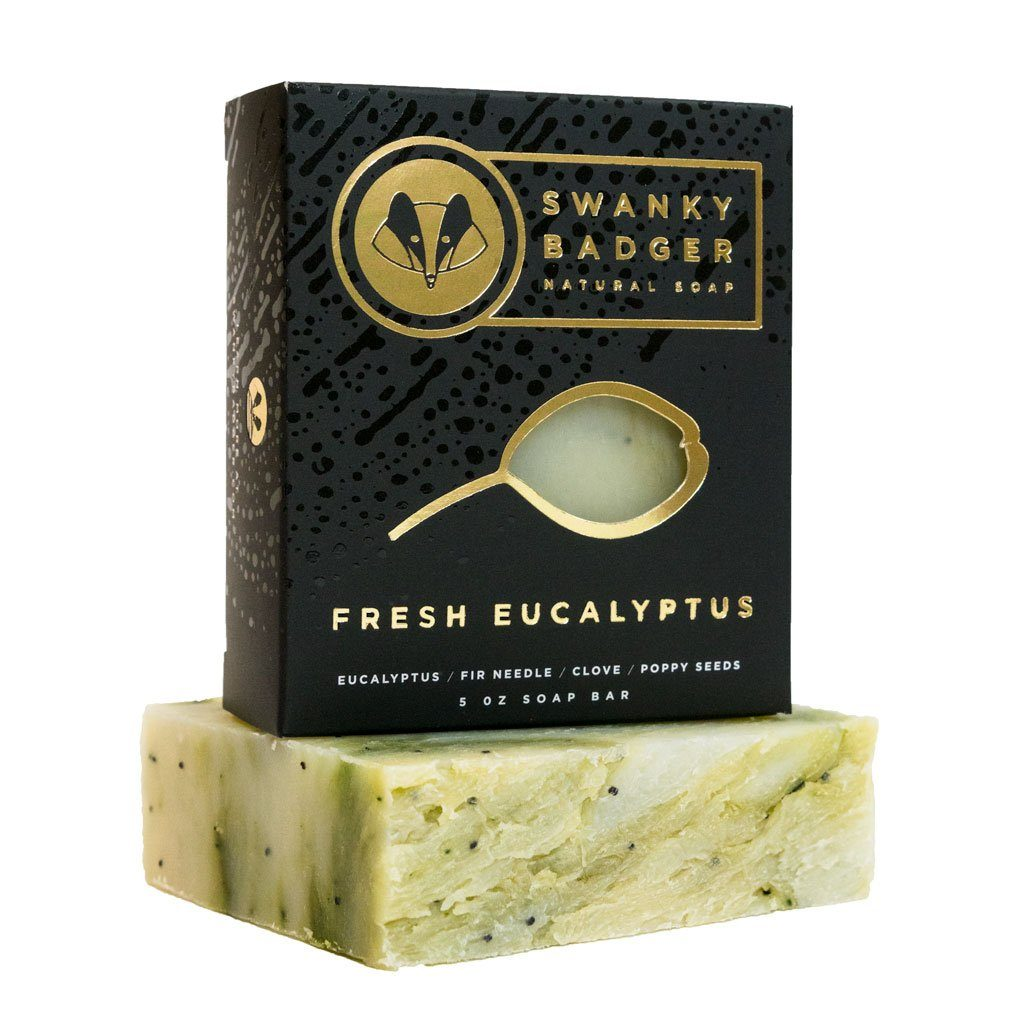 Fresh Eucalyptus : Natural Soap
