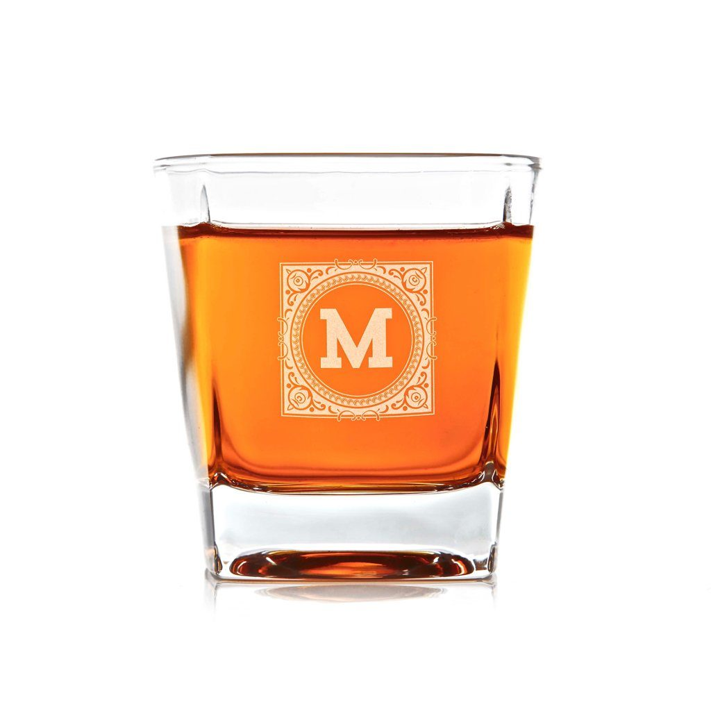 Heirloom whiskey glasses, customized whiskey glasses, groomsmen gift, engraved whiskey glasses, personalized whiskey glass, personalized gift for him, personalized gift, Customized gift