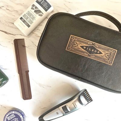 vintage dopp kit, dopp kits, personalized dopp kit, customized dopp kit, personalized gift for him, personalized gift, Customized gift