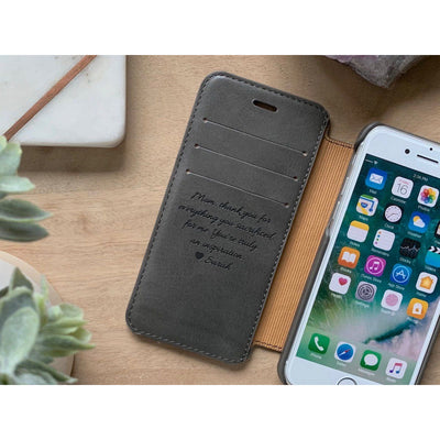 Arrows Phone Case - Grey