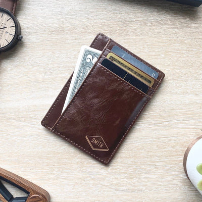 Front Pocket Wallet: Diamond