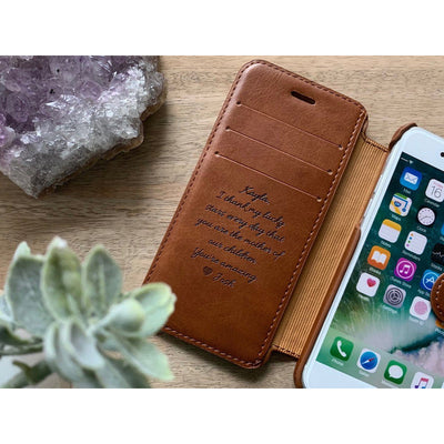 mandala iphone cases, iphone 7 case, personalized iphone case, personalized case for phones, leather cover for phone, brown cover