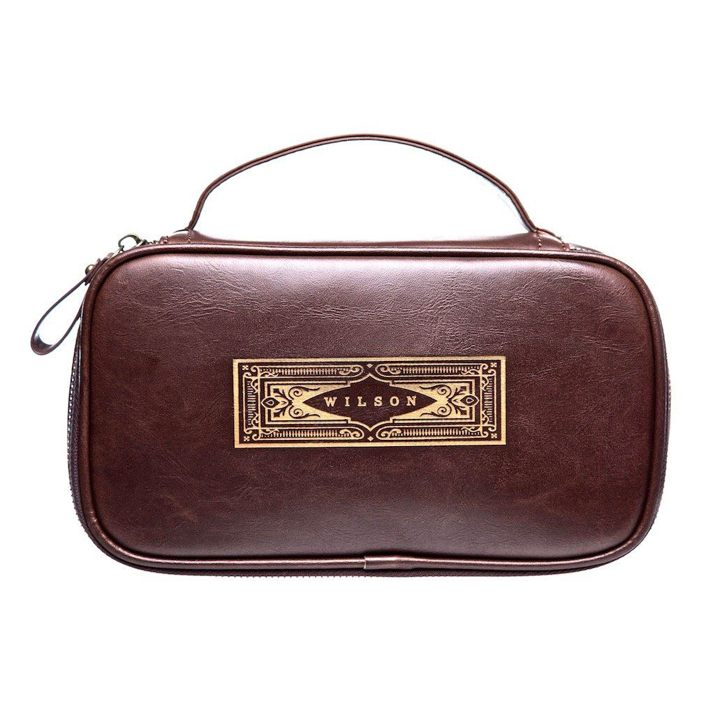 Personalized Dopp Kit: Vintage