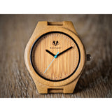 bamboo classic watch | customized bamboo watch | customized wooden watch | Customized watch | wooden watches | initials engraved watches