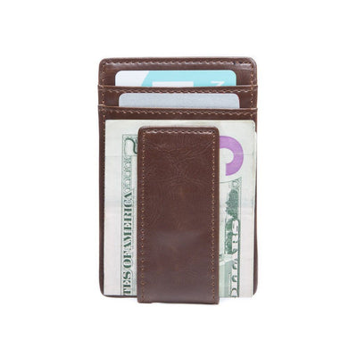 Money Clip Wallet: Message