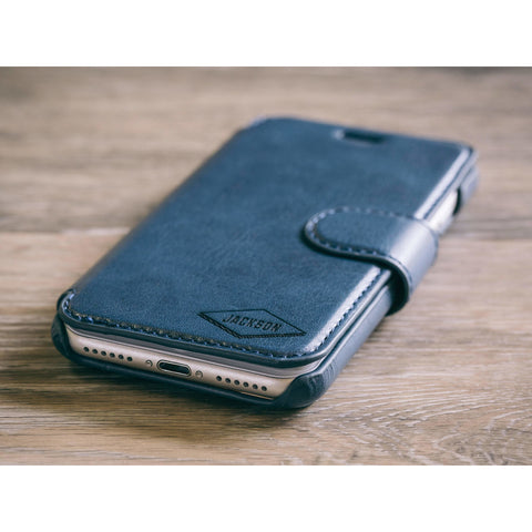 Diamond Phone Case - Blue