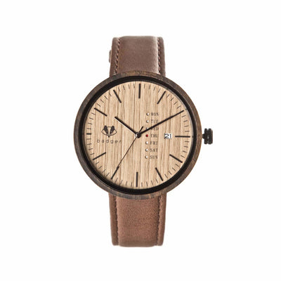 personalized watch with message, personalized watches, sandalwood modern watch, modern watch, wooden watch