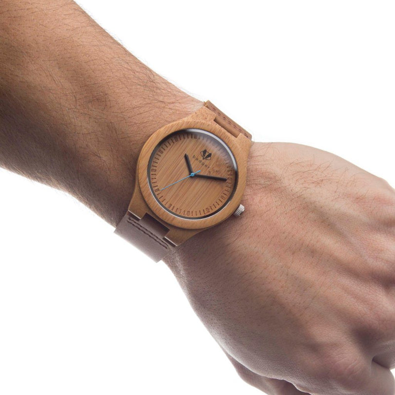Bamboo Classic Watch - Groomsmen