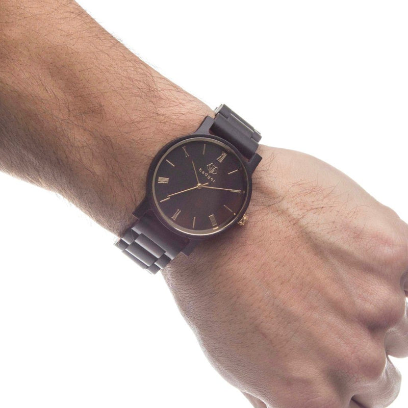 Ebony Links Watch - Groomsmen