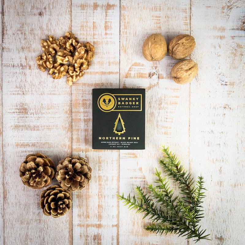 Northern Pine : Natural Soap